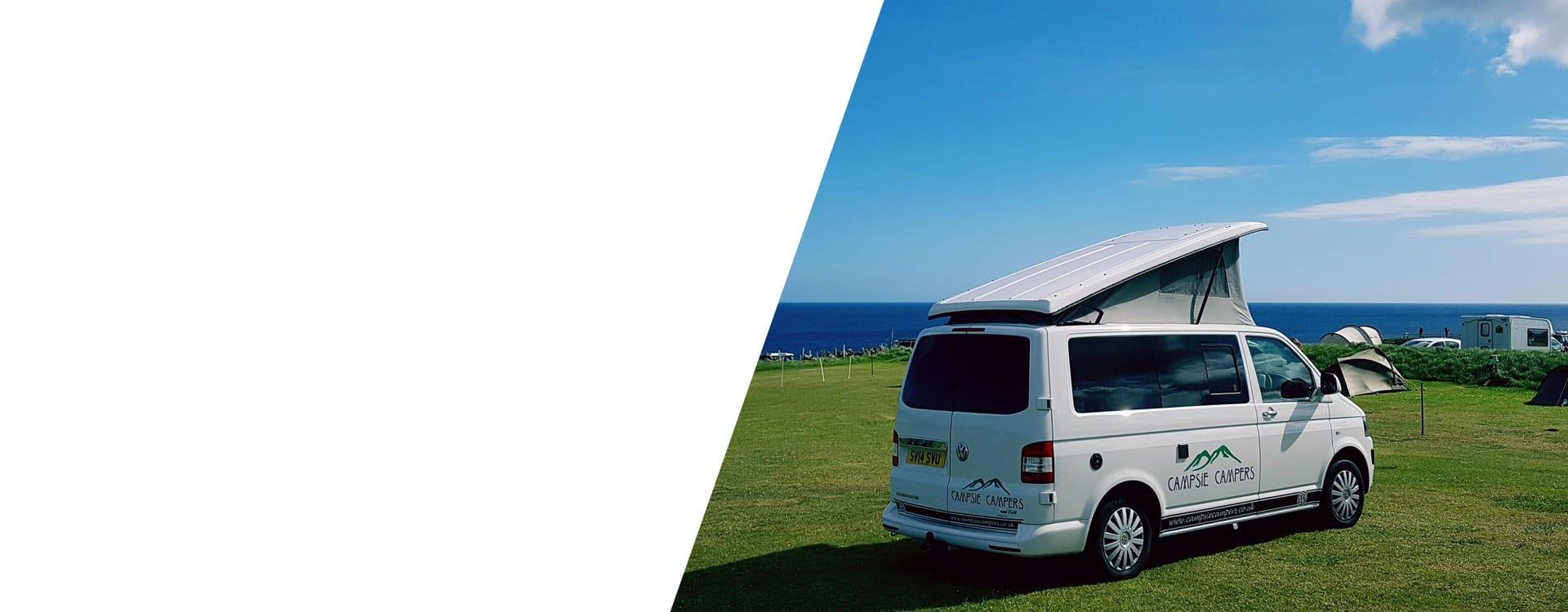 Campsie Wohnmobile Van